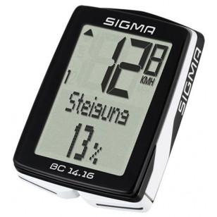 "SIGMA Licznik rowerowy ""BC 14.16"""