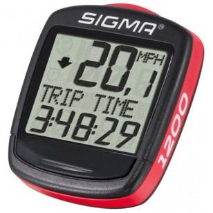 """Licznik rowerowy SIGMA """"BC 1200"""" - przewodowy"""