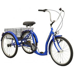 Rower trójkołowy BBF KTT243C Uni 3